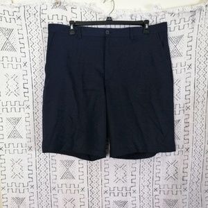 Navy IZOD Golf Shorts